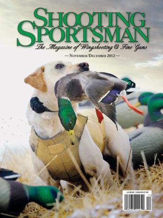 Shooting Sportsman - November/December 2012