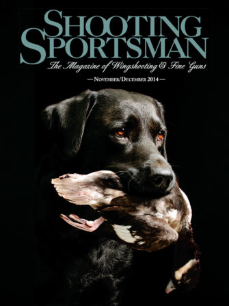 Shooting Sportsman - November/December 2014