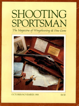 Shooting Sportsman - October/November 1988
