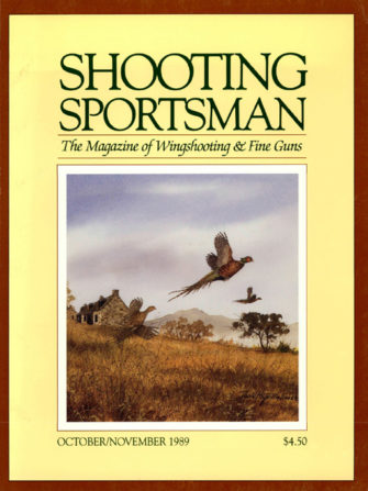 Shooting Sportsman - October/November 1989