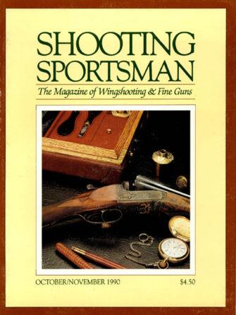 Shooting Sportsman - October/November 1990