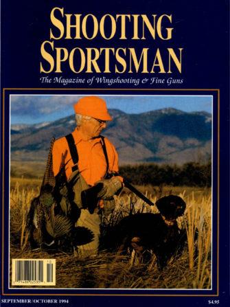 Shooting Sportsman - September/October 1994