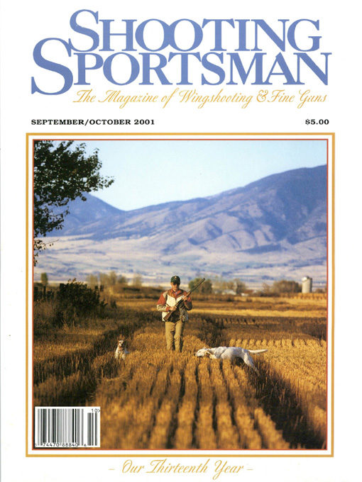 Shooting Sportsman - September/October 2001