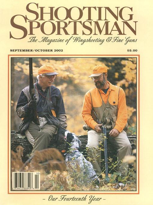 Shooting Sportsman - September/October 2002