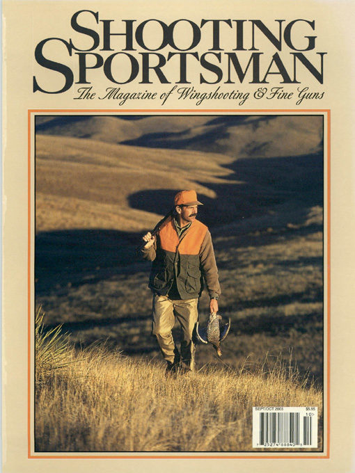 Shooting Sportsman - September/October 2003
