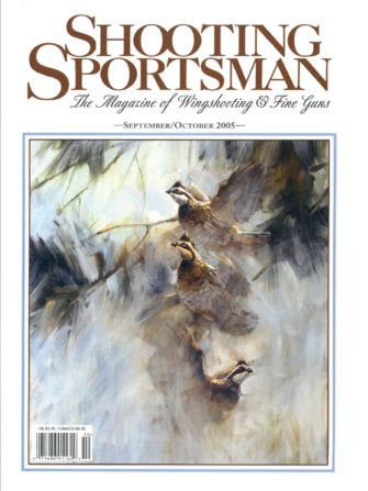 Shooting Sportsman - September/October 2005