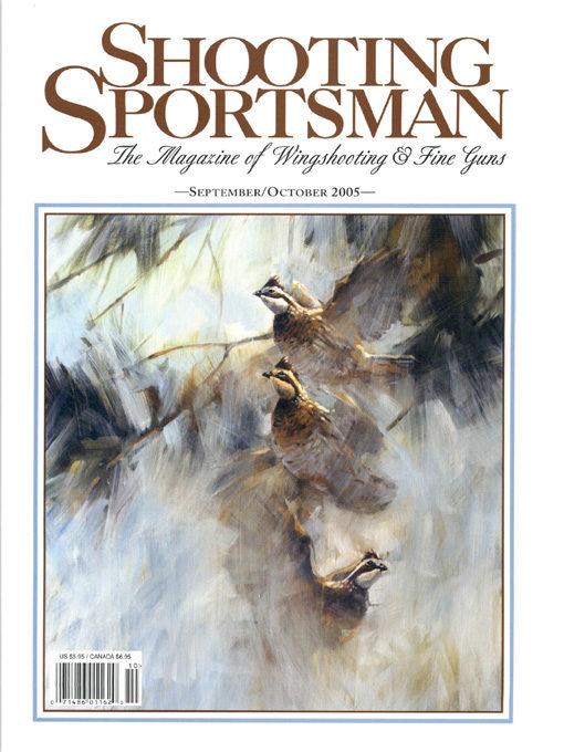 Shooting Sportsman - September/October 2005