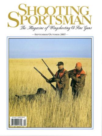 Shooting Sportsman - September/October 2007