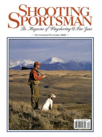Shooting Sportsman - September/October 2008