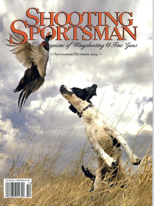 Shooting Sportsman - September/October 2009