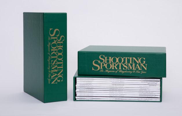 Shooting Sportsman Slip Case