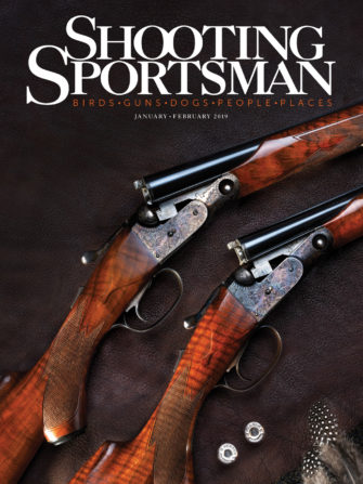 Shooting Sportsman - January/February 2019 Cover