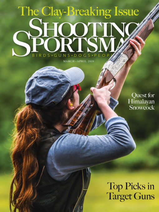 Shooting Sportsman - March/April 2019 Cover