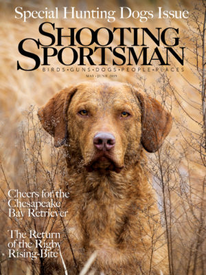 Shooting Sportsman Magazine - May/June 2019 Cover