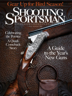 Shooting Sportsman Magazine - July/August 2019 Cover
