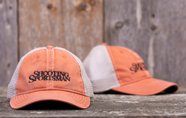 Shooting Sportsman Hat - Trucker - Orange