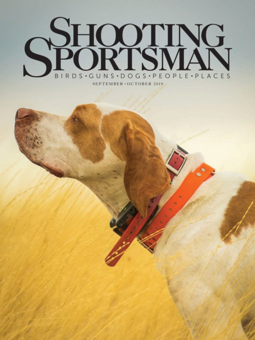 Shooting Sportsman Magazine - September/October 2019 Cover