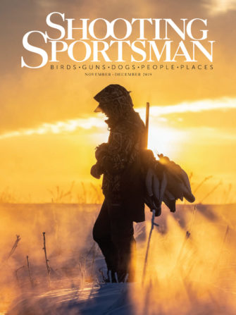Shooting Sportsman Magazine - November/December 2019 Cover