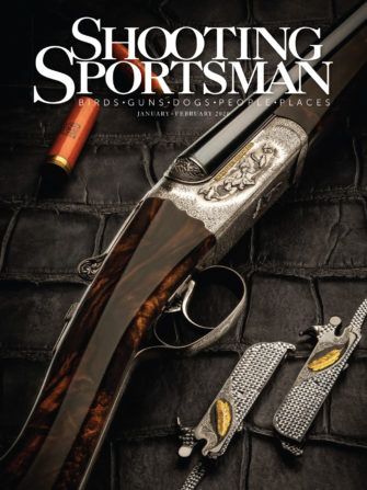 Shooting Sportsman Magazine - January/February 2020 Cover