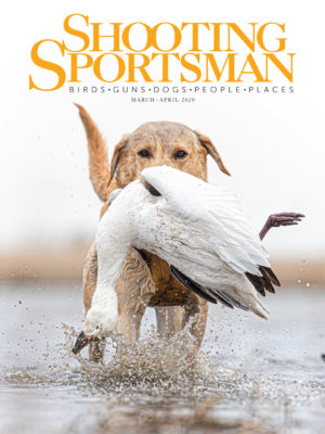 Shooting Sportsman Magazine - March/April 2020 Cover