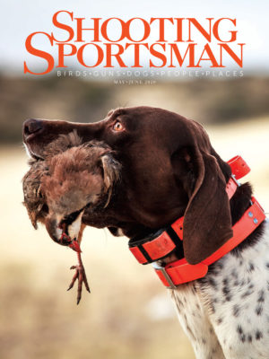 Shooting Sportsman Magazine - May/June 2020 Cover