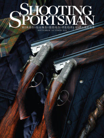 Shooting Sportsman Magazine - September/October 2020 Cover
