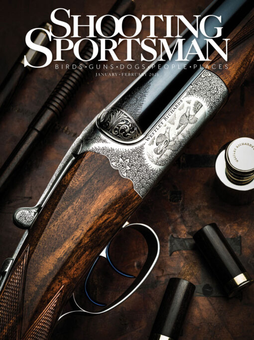 Shooting Sportsman Magazine - September/October 2020 Cover
